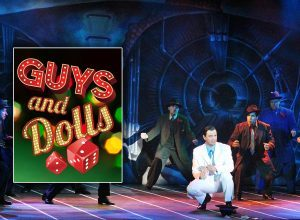 Guys and Dolls Show Block