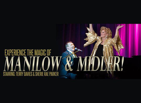 Manilow & Midler