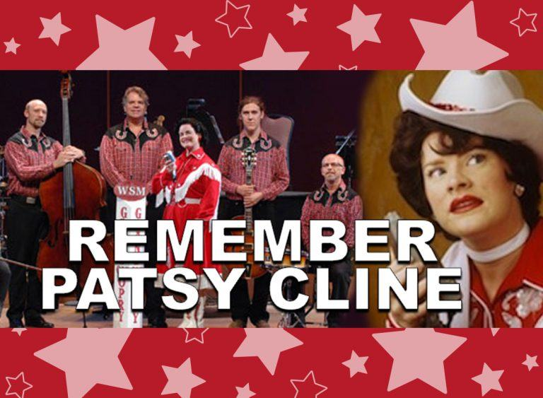 Remember Patsy Cline